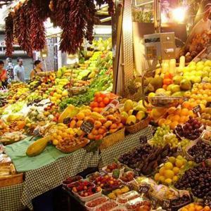 Рынки Ягодного